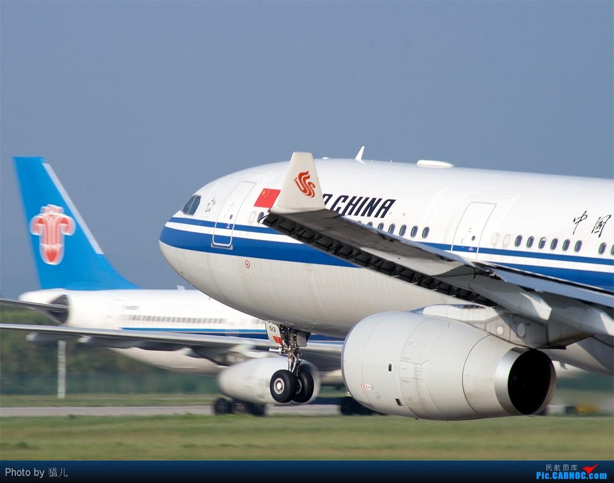 Re:[原创][CASG]在班主任的领导下胜利拍机归来!!!4张图庆祝CASG4周年拍机活动圆满结束!!~~ AIRBUS A330-300 B-6513 中国广州白云机场