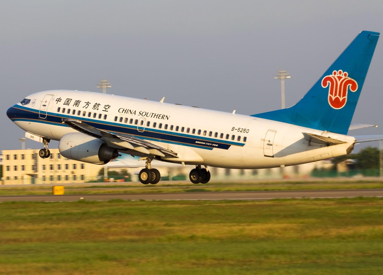 Re:[原创]5250,煮白菜,3张。 BOEING 737-700 B-5250 中国南京禄口机场