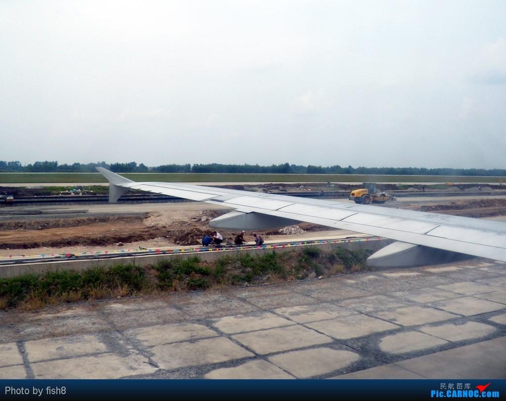 Re:[原创]【长春飞友会】fish8坐飞机(15)二次邂逅TSN和川航的B-6185 TSN-CGQ    中国长春龙嘉国际机场