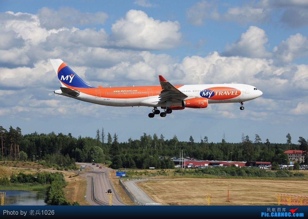 [原创]发图贺胖弟生日快乐! AIRBUS A330 OY-VKH