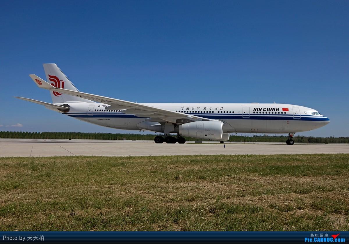 国航333机型_>>[原创]繁忙的机场展现国航庞大的机队大小机型
