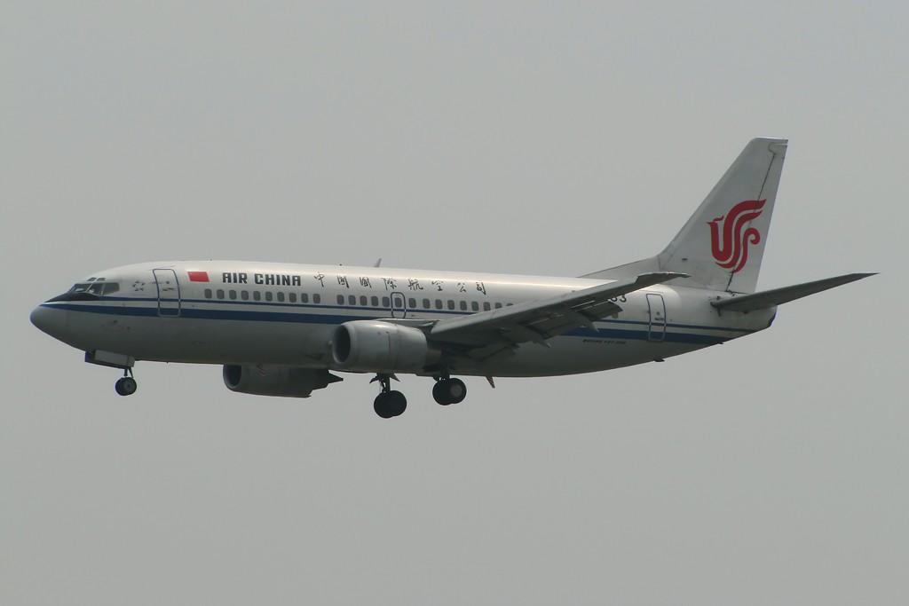 [原创]北京天气不好,只能在家炒冷饭了『5P』 BOEING 737-300 B-2953 中国北京首都机场