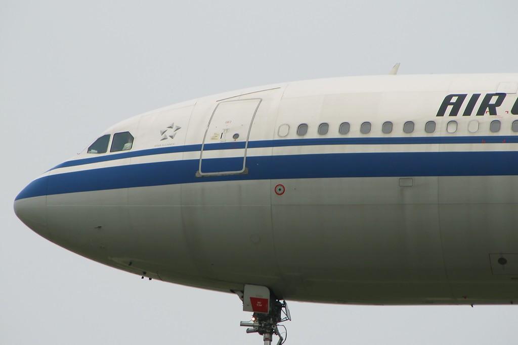 Re:[原创]北京天气不好,只能在家炒冷饭了『5P』 AIRBUS A340-300 B-2385 中国北京首都机场