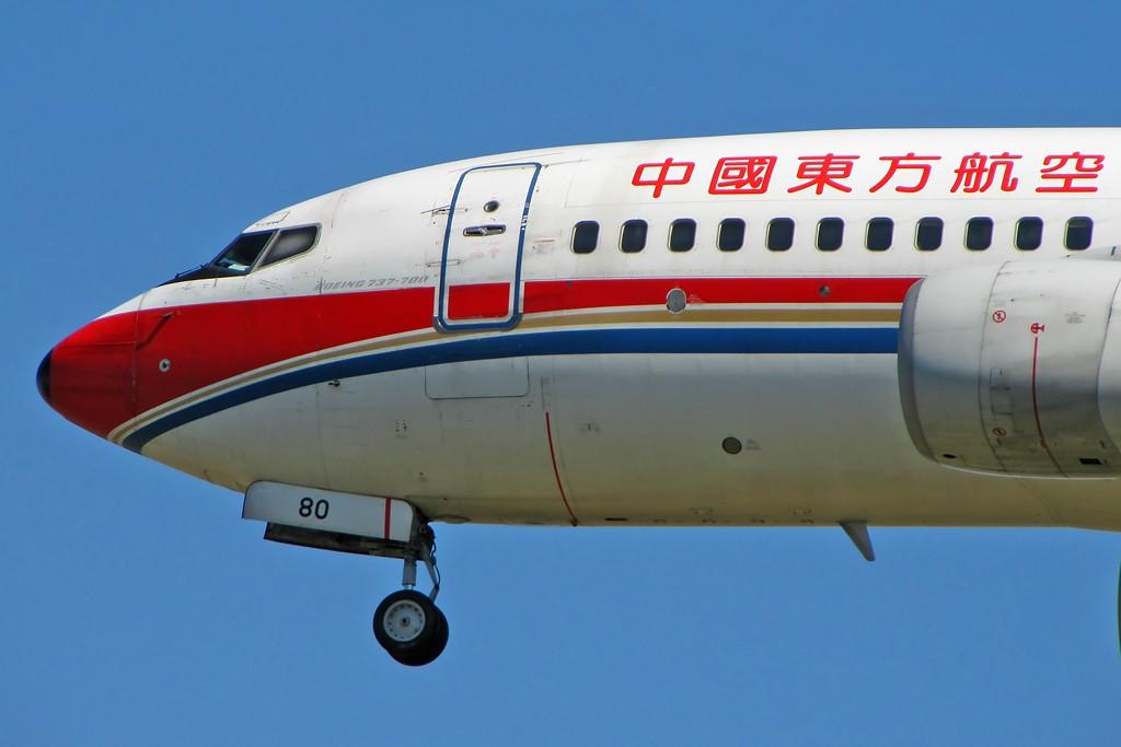 Re:[原创]国庆假期之前最后一贴。有大头,有双飞,有夕阳!争取能多骗点小飞机,换点钱,买张回家的机票!标题要长... BOEING 737-700 B-2680 中国北京首都机场