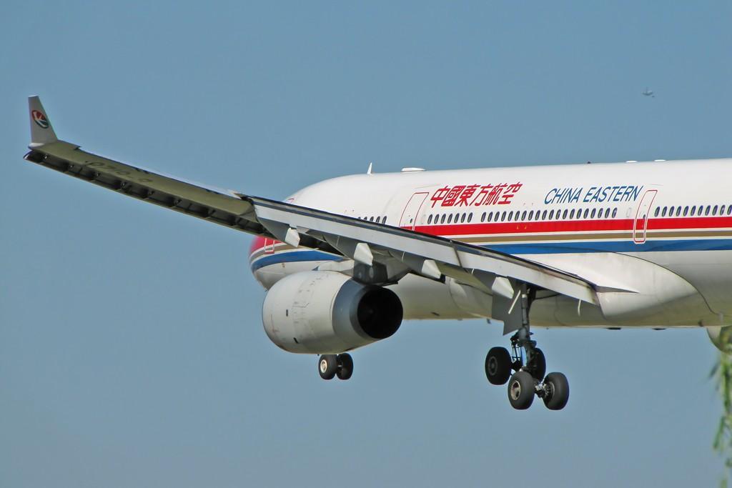 Re:[原创]国庆假期之前最后一贴。有大头,有双飞,有夕阳!争取能多骗点小飞机,换点钱,买张回家的机票!标题要长... AIRBUS A330-300 B-6128 中国北京首都机场