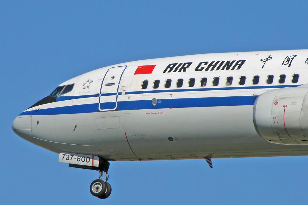Re:[原创]国庆假期之前最后一贴。有大头,有双飞,有夕阳!争取能多骗点小飞机,换点钱,买张回家的机票!标题要长... BOEING 737-800 B-5167 中国北京首都机场