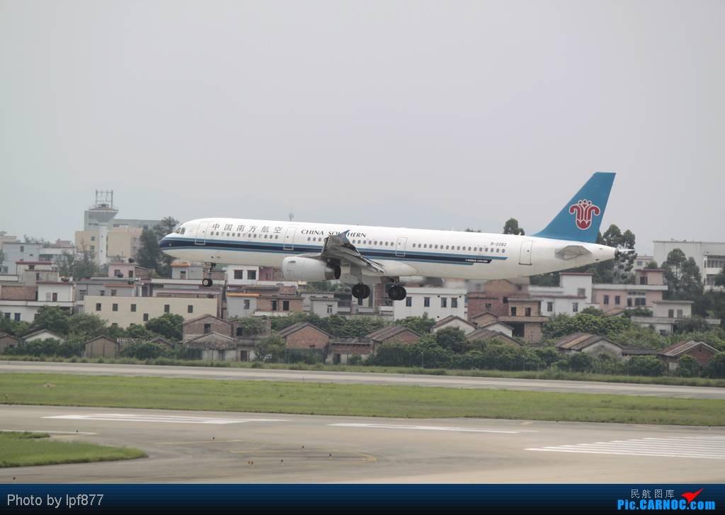 Re:[原创]【长春飞友会】长春飞友第一次拍广州白云,第一次看见越南航空的A350,太多的第一次~~! AIRBUS A321-200 B-2282 中国广州白云机场