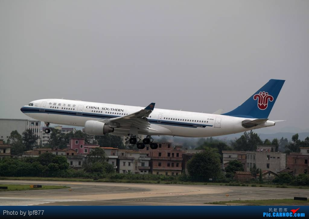 Re:[原创]【长春飞友会】长春飞友第一次拍广州白云,第一次看见越南航空的A350,太多的第一次~~! AIRBUS A330-200 B-6516 中国广州白云机场