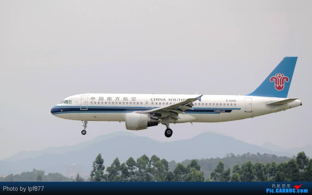 Re:[原创]【长春飞友会】长春飞友第一次拍广州白云,第一次看见越南航空的A350,太多的第一次~~! AIRBUS A320-200 B-6289 中国广州白云机场