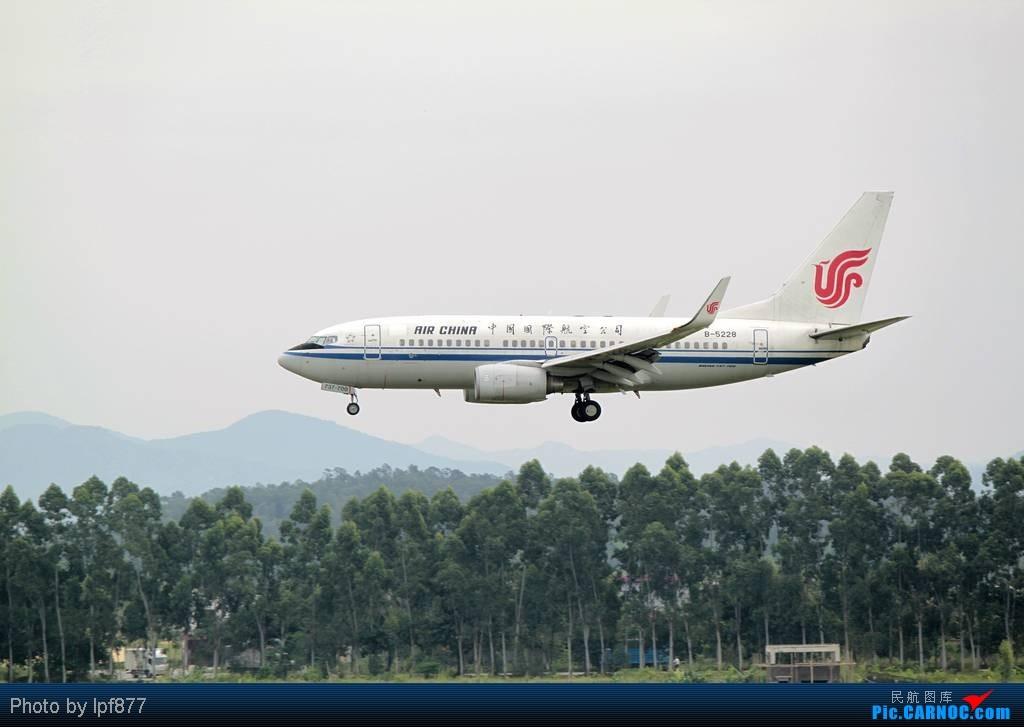 Re:[原创]【长春飞友会】长春飞友第一次拍广州白云,第一次看见越南航空的A350,太多的第一次~~! BOEING 737-700 B-5228 中国广州白云机场