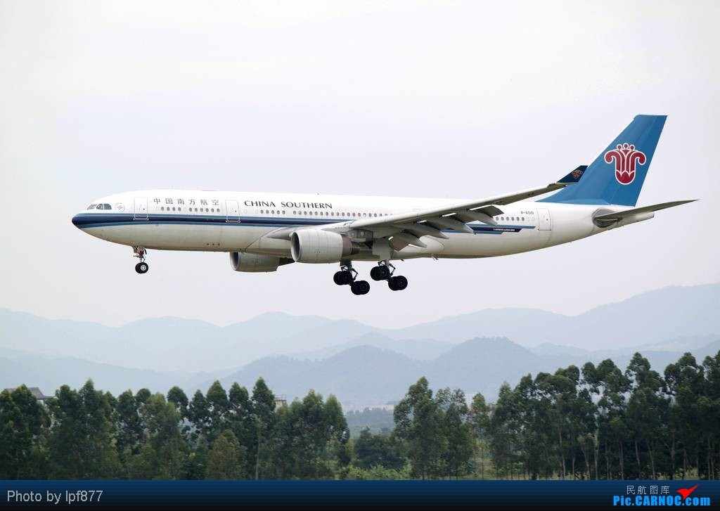 Re:[原创]【长春飞友会】长春飞友第一次拍广州白云,第一次看见越南航空的A350,太多的第一次~~! AIRBUS A330-200 B-6515 中国广州白云机场