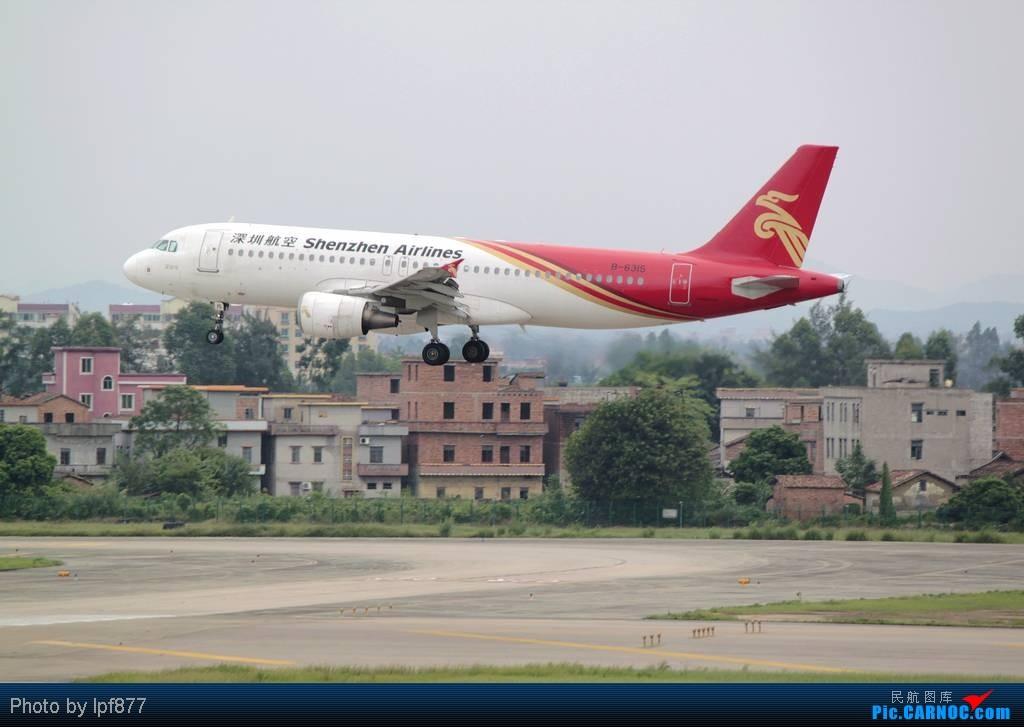 Re:[原创]【长春飞友会】长春飞友第一次拍广州白云,第一次看见越南航空的A350,太多的第一次~~! AIRBUS A320-200 B-6315 中国广州白云机场