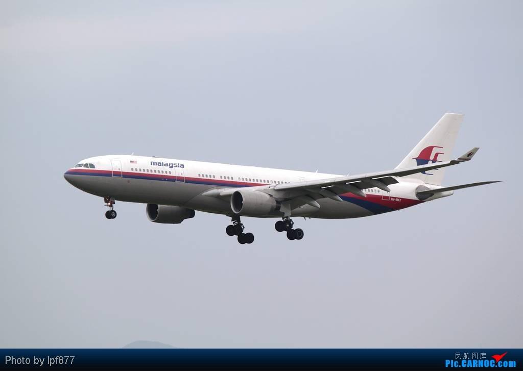 Re:[原创]【长春飞友会】长春飞友第一次拍广州白云,第一次看见越南航空的A350,太多的第一次~~! AIRBUS A330-200 9M-MKX 中国广州白云机场