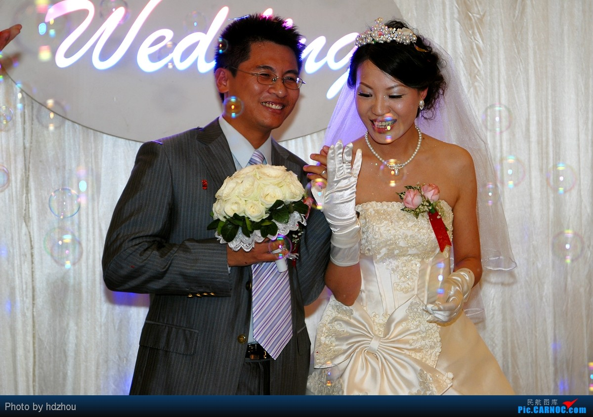 Re:[原创][CASG]威猛大婚,发图恭喜!     飞友