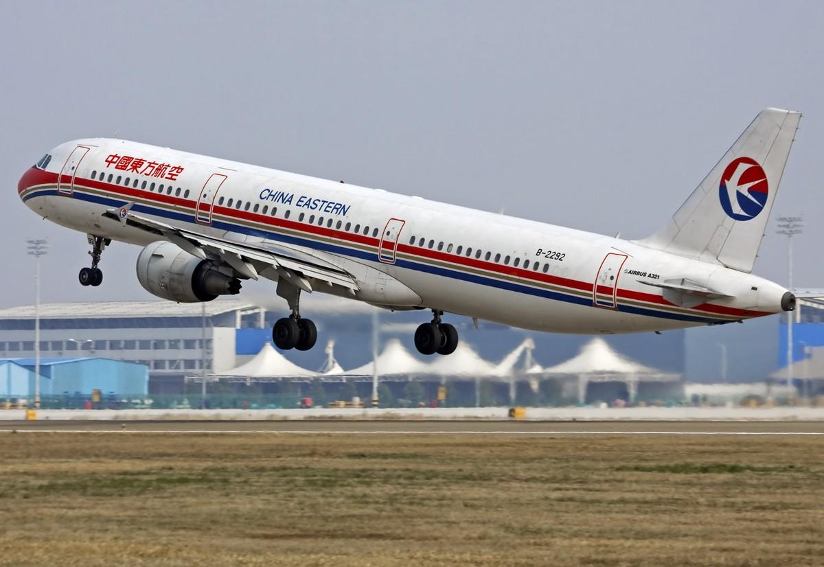 Re:[原创]…………321:飞棍………… AIRBUS A321-200 B-2292 中国南京禄口机场