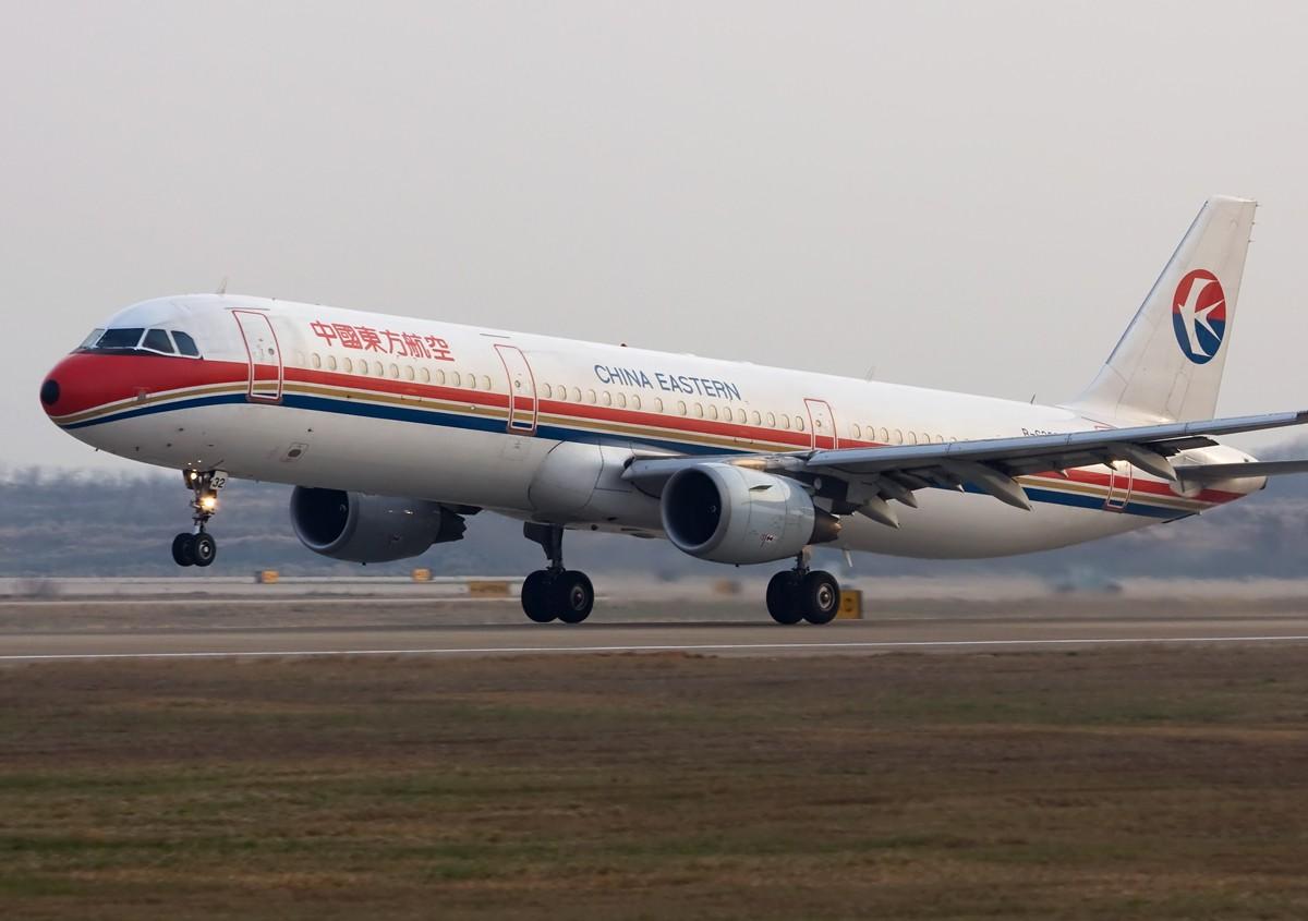 Re:[原创]…………321:飞棍………… AIRBUS A321-200 B-6332 中国南京禄口机场