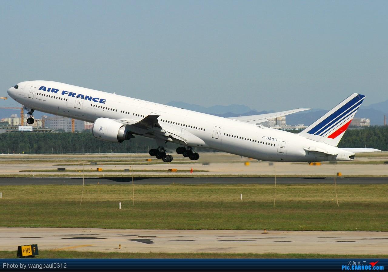 Re:[原创]发帖不是为了其他目的,更多的是为了和大家分享航空摄影的快乐与成就!欢迎更多的航空摄影爱好者加入拍机的队伍! BOEING 777-328ER F-GSQG 北京首都国际机场
