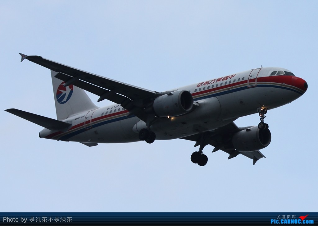 Re:[求助]A319能从南京飞到新加坡? AIRBUS A319-100 B-2332 新加坡樟宜机场