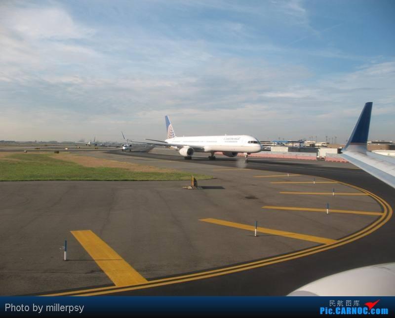 Re:[原创]大陆航空纽瓦克-波特兰之行 BOEING 757-300 N75853 美国纽瓦克机场
