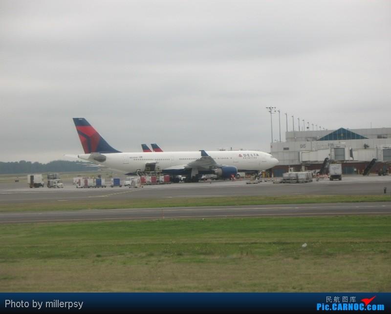 Re:[原创]大陆航空纽瓦克-波特兰之行 AIRBUS A330-200 N856NW 美国波特兰机场