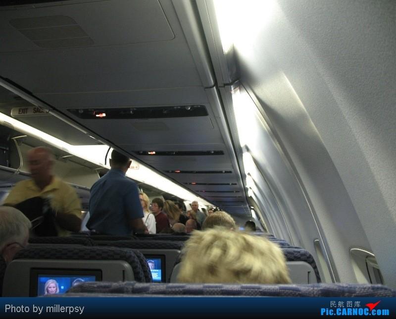 Re:[原创]大陆航空纽瓦克-波特兰之行 BOEING 737-800 N37253 美国波特兰机场