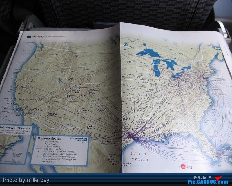Re:[原创]大陆航空纽瓦克-波特兰之行