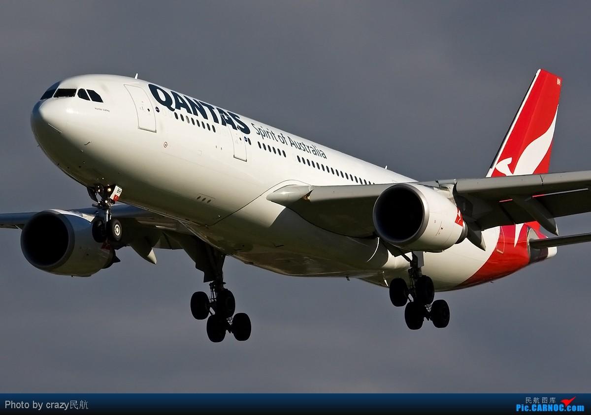 Re:[原创][SYD&TSV联合公报] 热烈庆祝kmwangchen同学名草有主 QFA阖家偕同神秘嘉宾前来祝福 AIRBUS A330-200 VH-EBH 澳大利亚悉尼金斯福德·史密斯机场