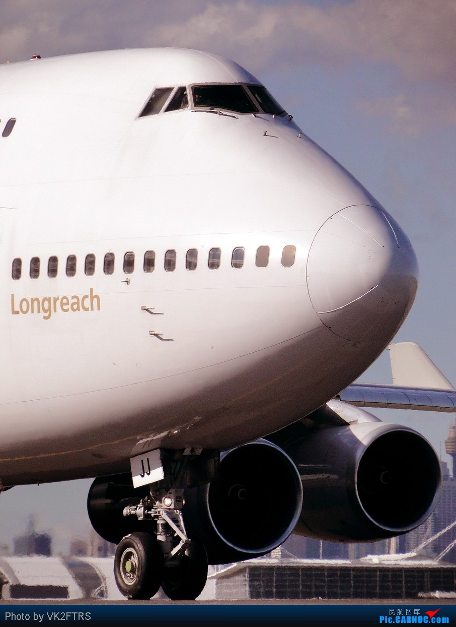 Re:[原创][SYD&TSV联合公报] 热烈庆祝kmwangchen同学名草有主 QFA阖家偕同神秘嘉宾前来祝福 BOEING 747-400 VH-OJJ YSSY/SYD