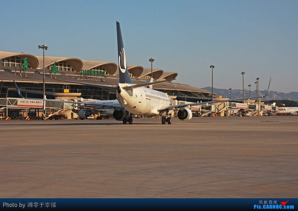 Re:[原创]【BLDDQ】寒风瑟瑟--内场,华丽转身+怀念阳光!! BOEING 737-800 B-5335 中国青岛流亭机场