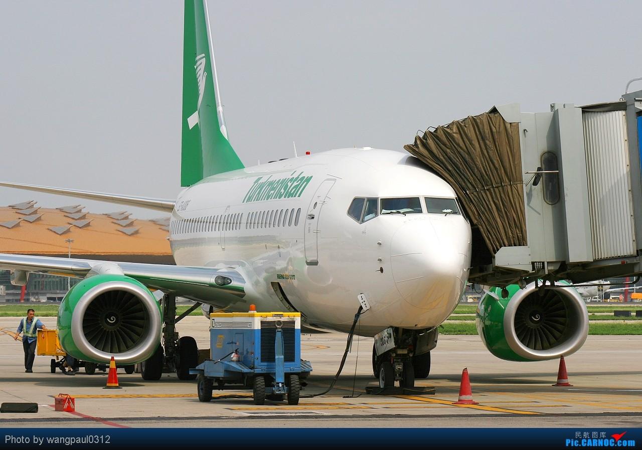 Re:[原创]★★★全套737系列,包括首都机场很难见到的CHINA AIR FORCE★★★ BOEING 737-7GL EZ-A006 北京首都国际机场