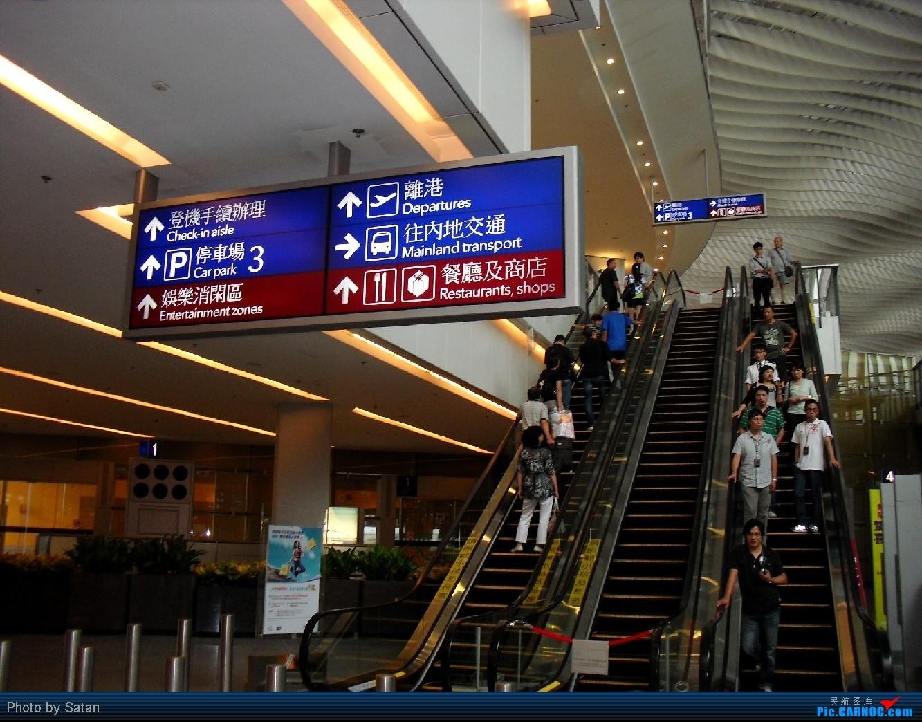 re:[原创]香港机场真漂亮