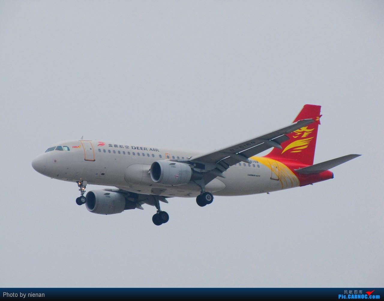 Re:[原创]03头……好久不见! AIRBUS A319-100 B-6169 中国福州长乐机场