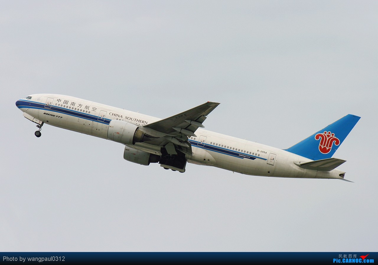 Re:[原创]以三条七为今日的主旋律--另外附送一首地道的英伦风格歌曲! BOEING 777-200 B-2054 北京首都国际机场