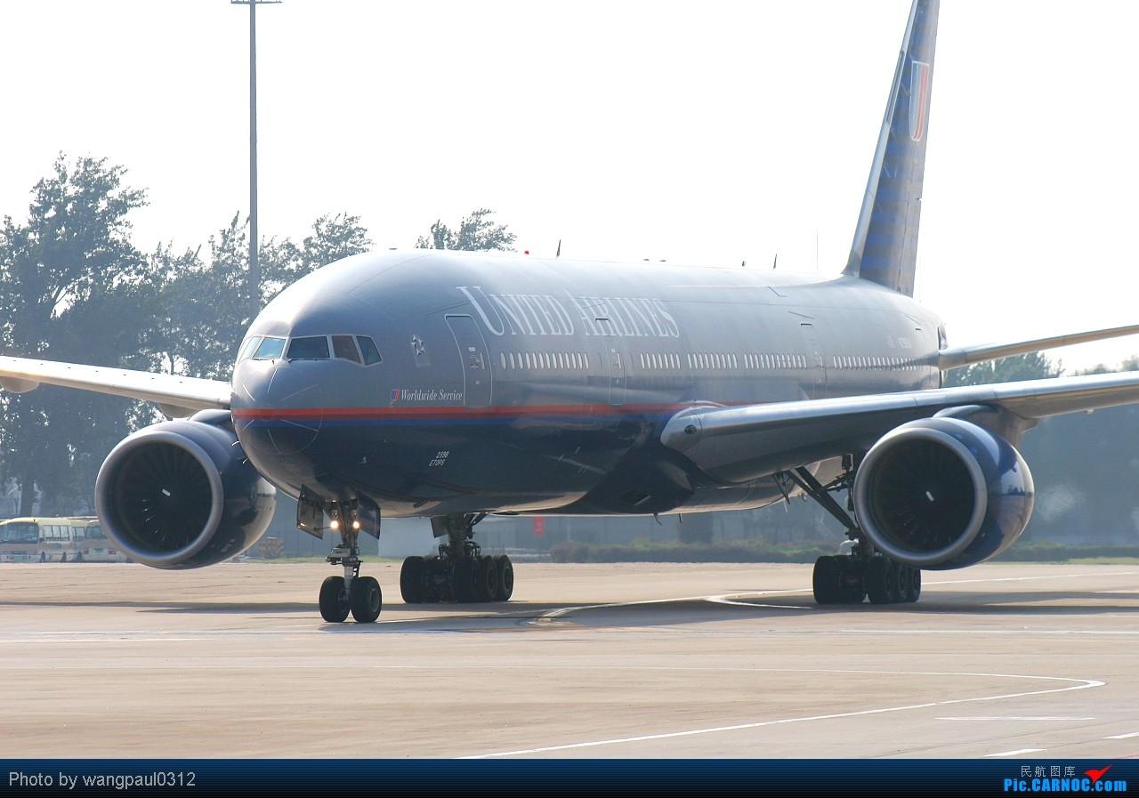 Re:[原创]以三条七为今日的主旋律--另外附送一首地道的英伦风格歌曲! BOEING 777-222(ER) N792UA 北京首都国际机场