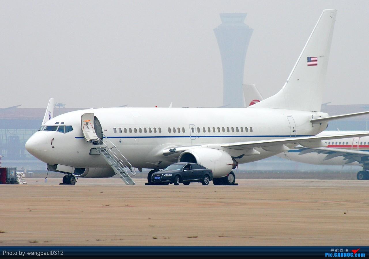 Re:还是一些不多见的,包括白俄罗斯政府以及美国司法部张的公务机 BOEING C-40C 02-0202 北京首都国际机场