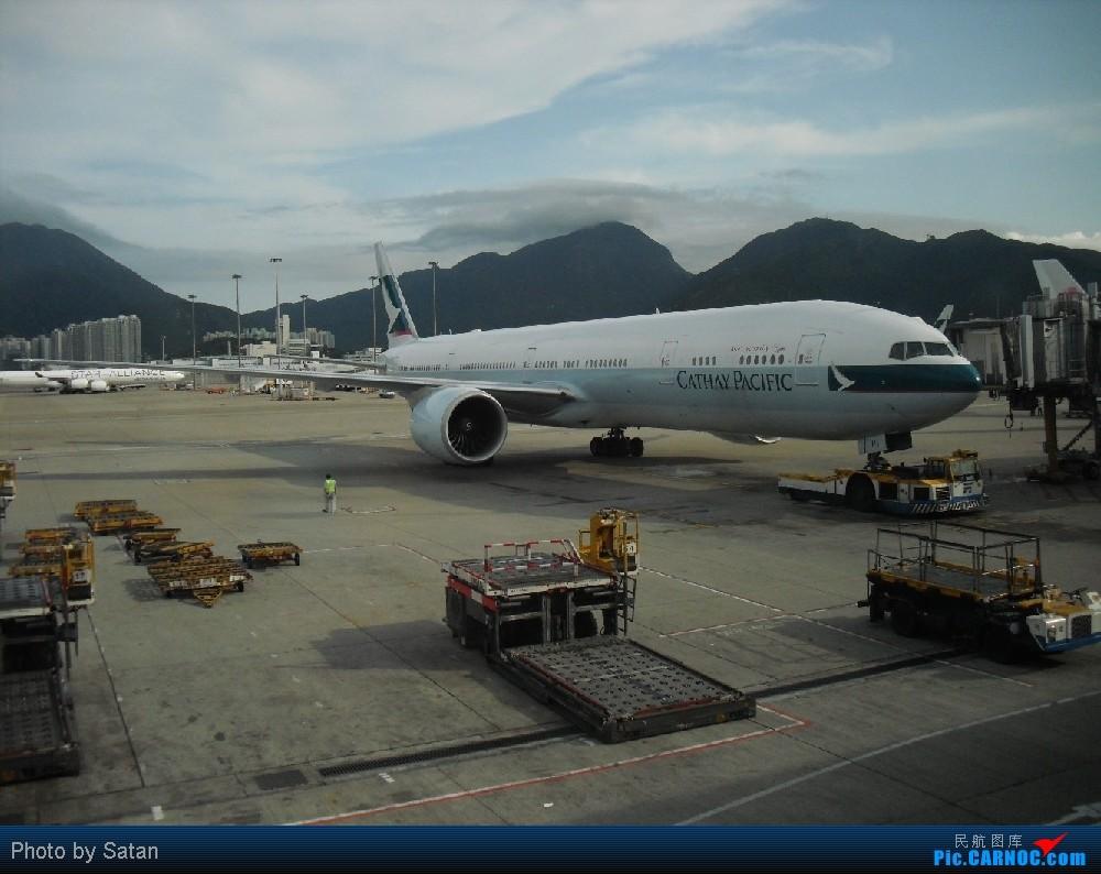 Re:第一次到達HKG走衛星樓    中国香港赤鱲角国际机场