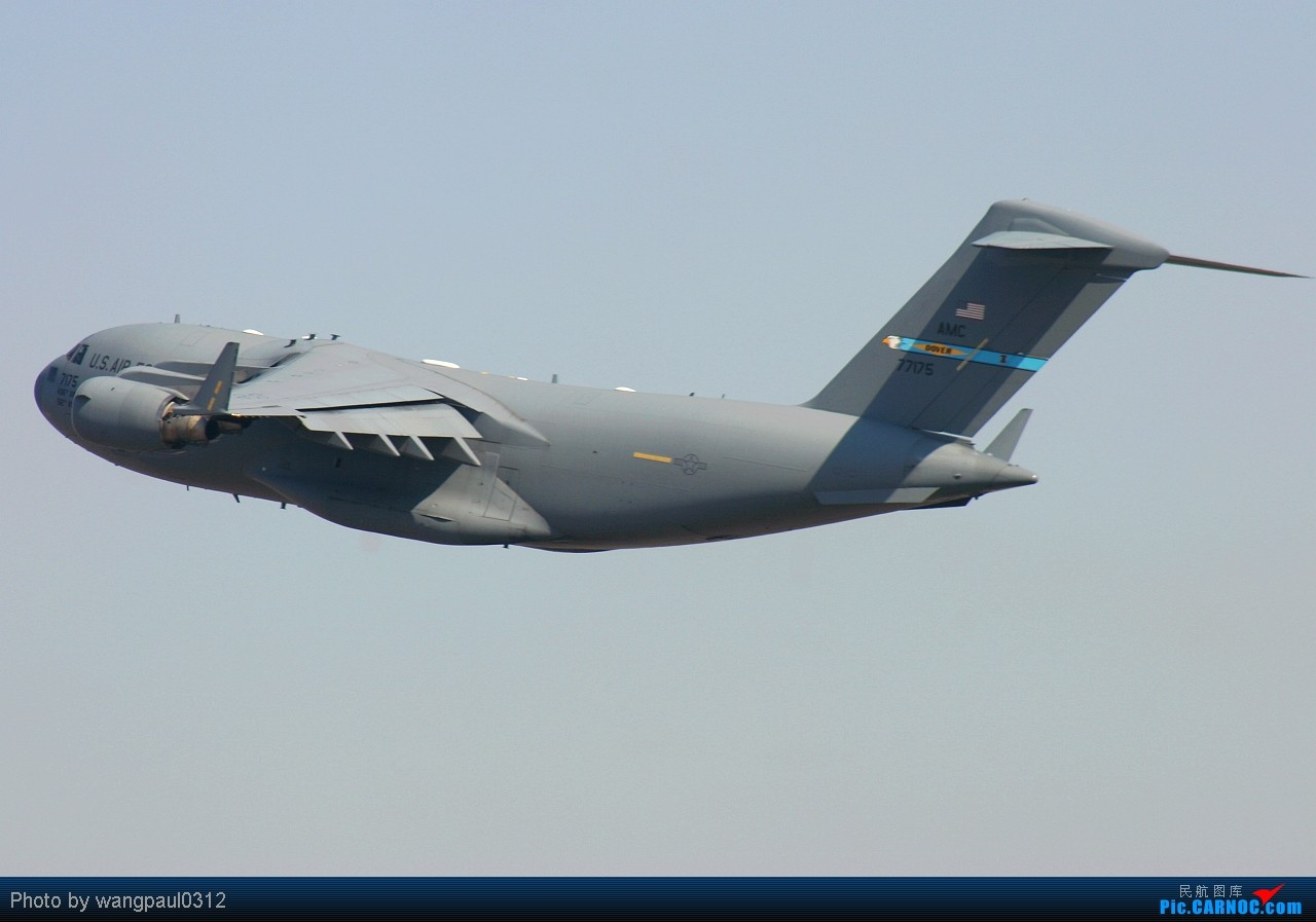 Re:[原创]这次咱也搞点君事题材!当然是大老美的啦! MCDONNELL DOUGLAS C-17A GLOBEMASTER III 07-7175 北京首都国际机场