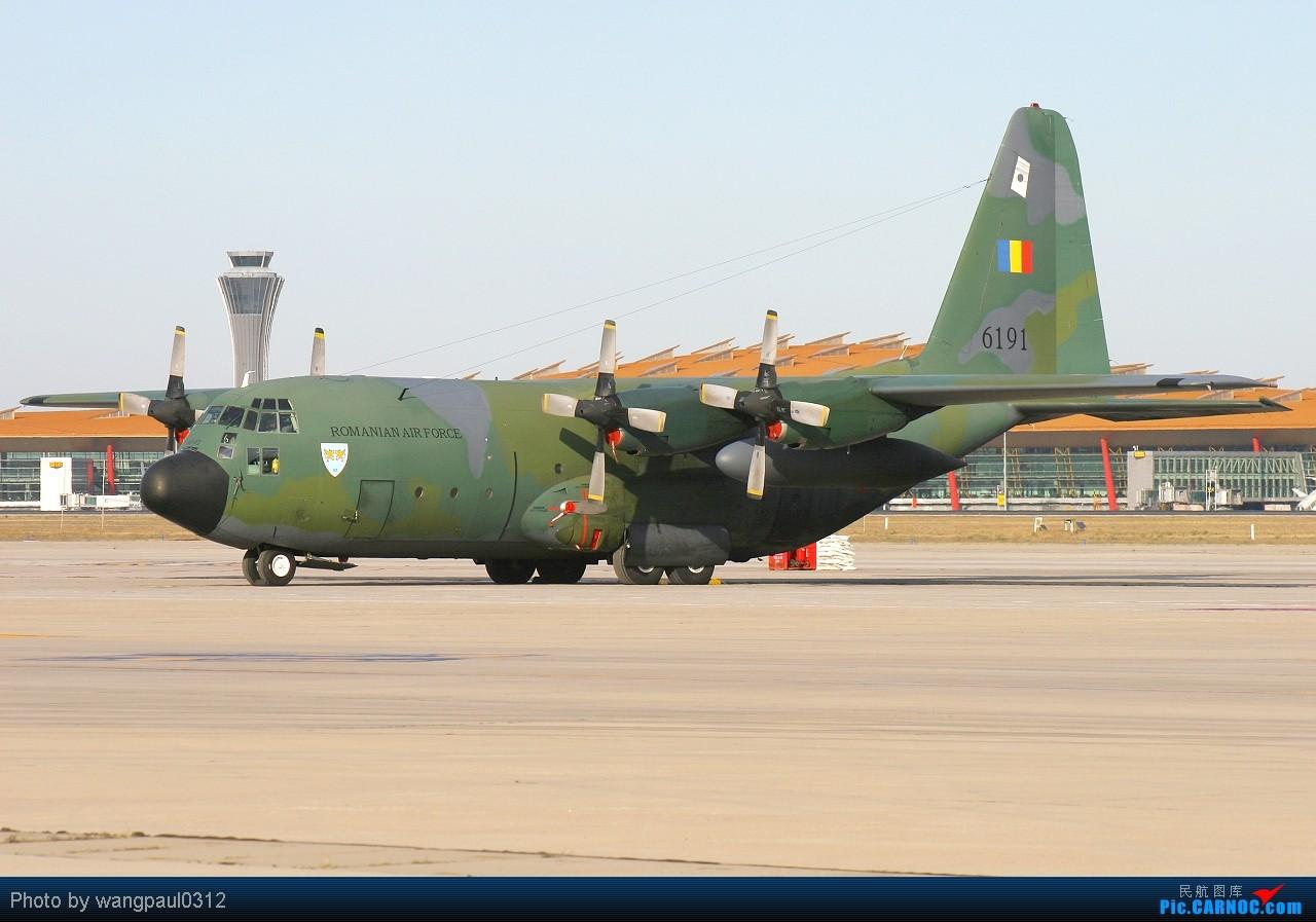 Re:[原创]这次咱也搞点君事题材!当然是大老美的啦! LOCKHEED C-130H HERCULES 6191 北京首都国际机场