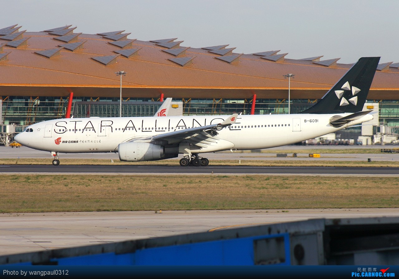 Re:[原创]这次咱也搞点君事题材!当然是大老美的啦! AIRBUS A330-200 B-6091 北京首都国际机场