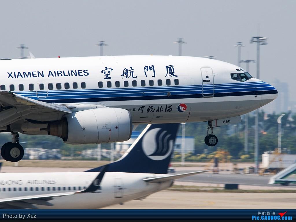 Re:[原创]厦门航空VS河北航空 BOEING 737-700 B-2658 中国广州白云机场
