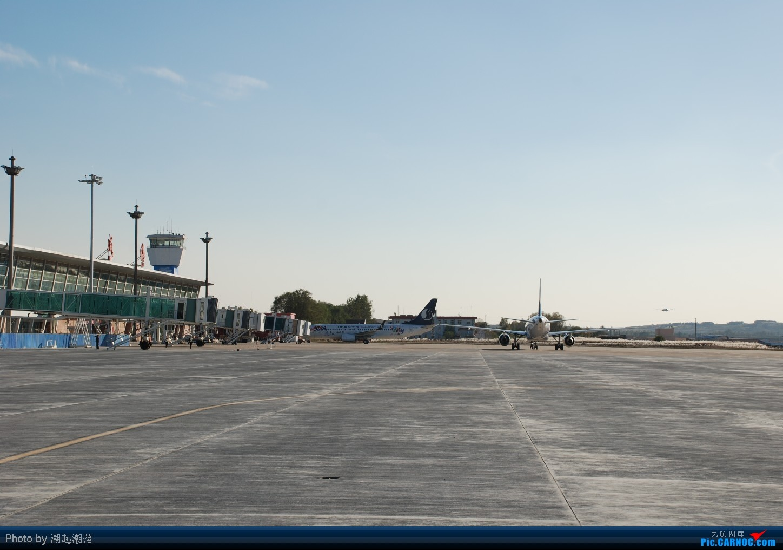 在即将停飞虹桥至威海航线之时,SC4890航班使用了济南号