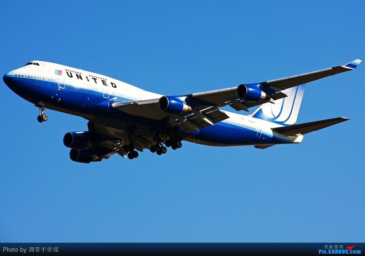 [原创][原创]【BLDDQ】冬天来了--北京人口普查之波音家族!! BOEING 747-422 N199UA 中国北京首都机场