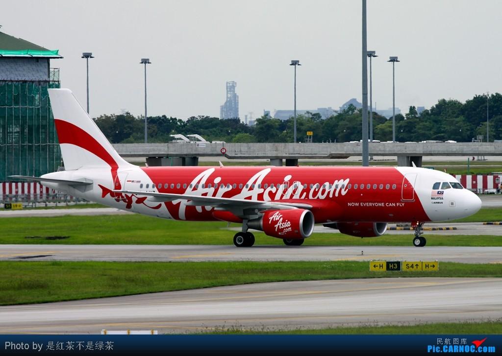Re:[原创]【红茶拍机】亚航专辑——拍了这么多亚航居然没有一架的涂装是完全一样的! AIRBUS A320-200 9M-AHZ 马来西亚吉隆坡机场
