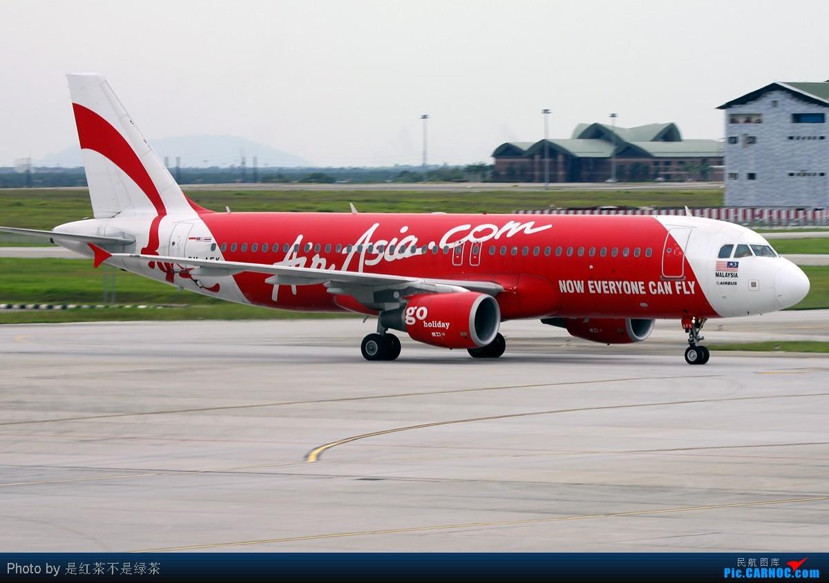 Re:[原创]【红茶拍机】亚航专辑——拍了这么多亚航居然没有一架的涂装是完全一样的! AIRBUS A320-200 9M-AFK 马来西亚吉隆坡机场
