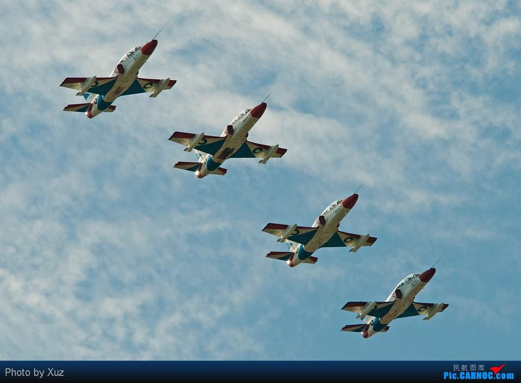 Re:[原创]珠海航展2010-FC-1/K-8/ARJ21 K-8
