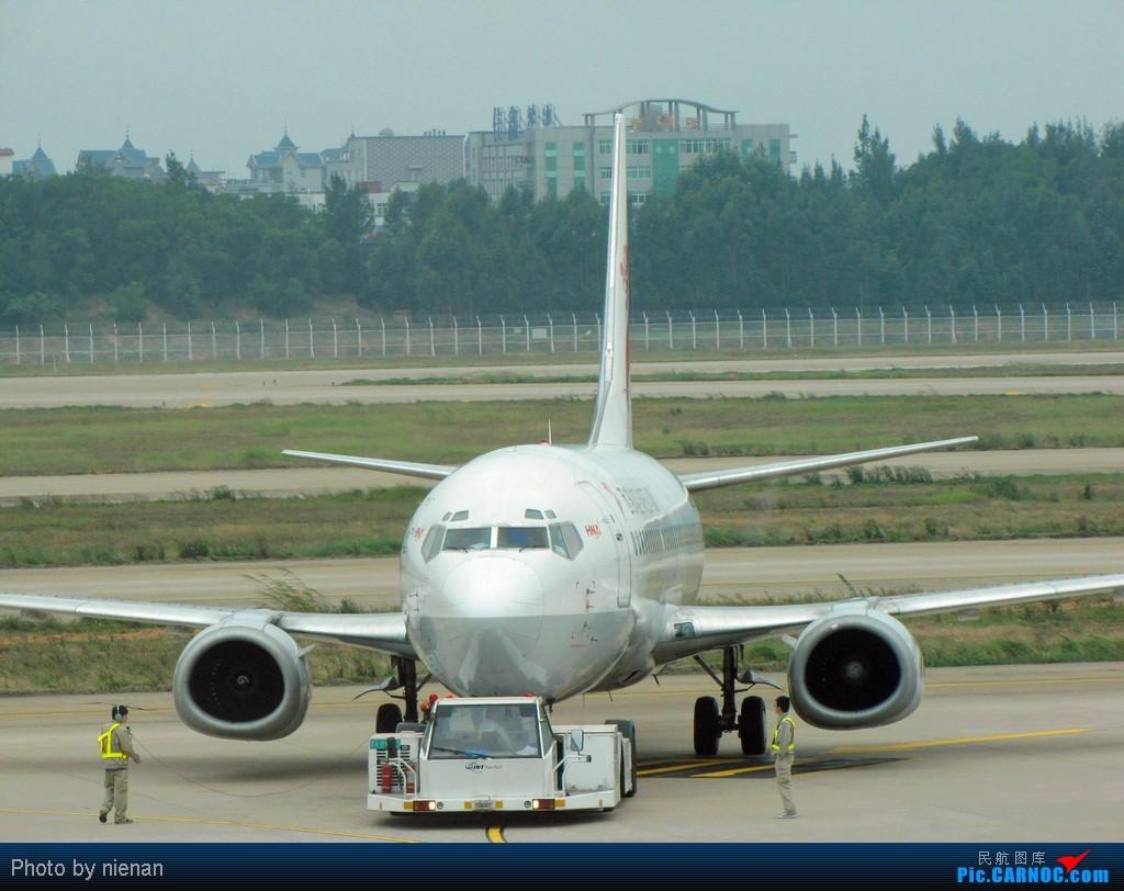 Re:[原创]FOC-XIY海南航空带我梦回唐朝 BOEING 737-300 B-2112 中国福州长乐机场