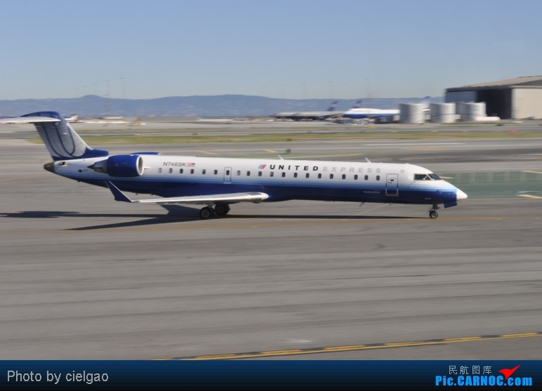 Re:[原创]我的首次环球飞行,星空联盟环球套票,PEK-SFO-AUS-IAH-CUN-CLT-FRA-NRT-PEK,旅程进行中,敬请持续支持 CANADAIR CL-600-2B19 REGIONAL JET CRJ-200ER N479CA SFO
