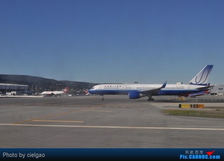 Re:[原创]我的首次环球飞行,星空联盟环球套票,PEK-SFO-AUS-IAH-CUN-CLT-FRA-NRT-PEK,旅程进行中,敬请持续支持 BOEING 757-200 N546UA SFO