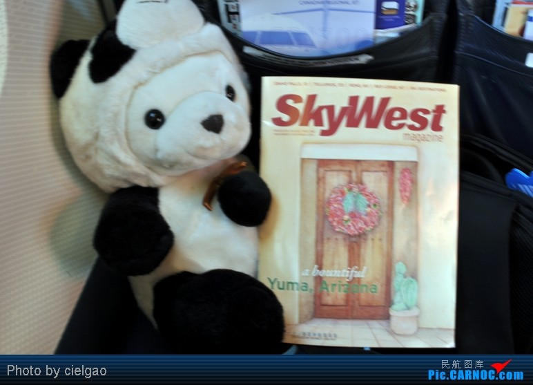 Re:[原创]我的首次环球飞行,星空联盟环球套票,PEK-SFO-AUS-IAH-CUN-CLT-FRA-NRT-PEK,旅程进行中,敬请持续支持 BOEING 737-700 N464WN SFO