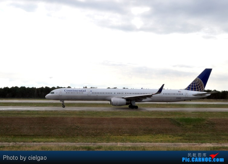 Re:[原创]我的首次环球飞行,星空联盟环球套票,PEK-SFO-AUS-IAH-CUN-CLT-FRA-NRT-PEK,旅程进行中,敬请持续支持!11月27日更新 BOEING 757-300 N75853 IAH